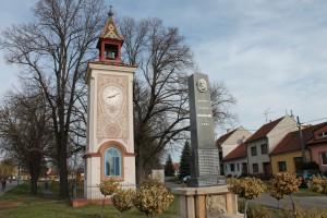 Zvonice - Ostrožské předměstí