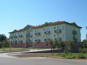 Dům s chráněnými byty