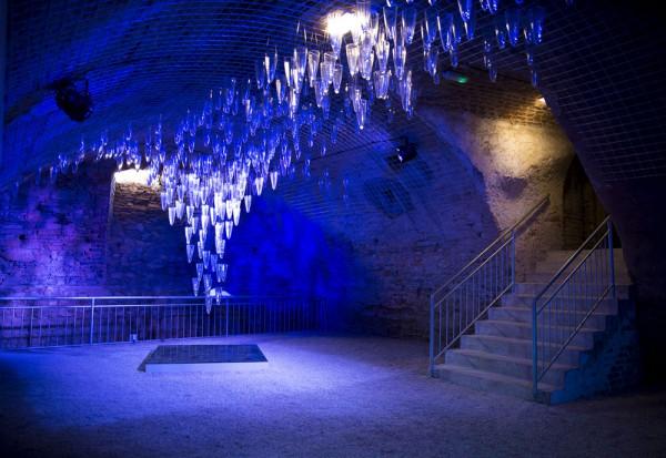 Podzemí zámku